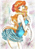 Sailor Venus by Rhodolith