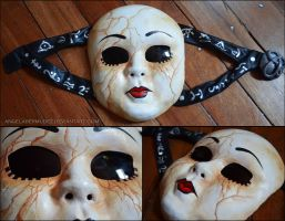 Dollface Mask by AngelaBermudez