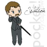 PocketWatson Print-Out by capaow
