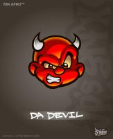 MrAfro60 - Devil by jpnunezdesigns