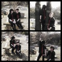 Frerard Cosplay by FunGhoulGurl