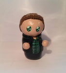 Dean Winchester Commission by Robinstar99