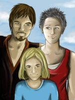 Dixon-Peletier: The Happiest Family. by V-e-x-e-n