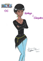Montego I. Cleopatra by Saints-Of-Ravens