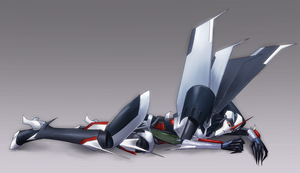 TFP:Starscream by norunn8931