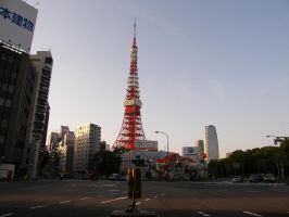 Tokyo tower4 by kaz0885