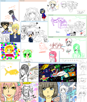 iScribble Dump 2 by AkibiLy