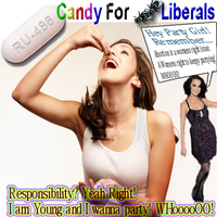 Candy For Liberals by FlipswitchMANDERING