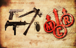 Conventional Weapons by fueledbychemicals