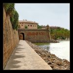Part Of Palma City Fortifications by skarzynscy