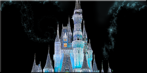 Castle of Manip Banner by WDWParksGal-Stock