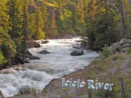 Icicle River by trina-p