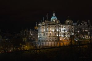The Museum on the Mound Edinburgh by BusterBrownBB