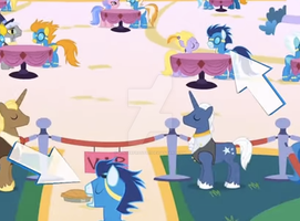 The Soarin Has Been Doubled by Winterfrost321
