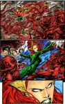 For Ivan Reis and Fendiin (trying something new) by Yaoi-Huntress-Earth