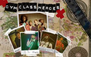 Gym Class Heroes Wallpaper by australianmindy