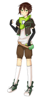 .: Finnian Full Body :. by IllyPyon