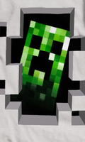 Creeper phone wallpaper by TheGrzelu