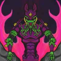 Ben 10 Omni Villian - Vilgax by dragonfire53511