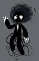 Void Comethead by TheseWeirdFishes
