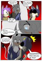 kyo VS Sonic exe page 38 by DiscoSaeba