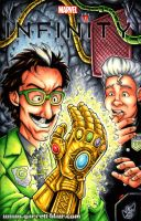 Dr Forrester sketch cover by gb2k
