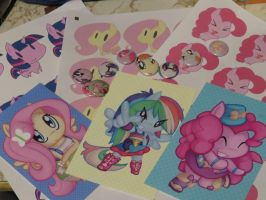 Bronycon Merch preview by buttsnstuff