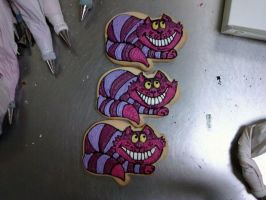 Cheshire Cat Cookie 2 by xenacee