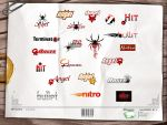 spider logos by nimoby