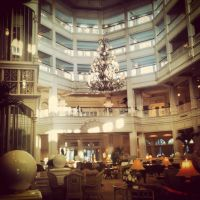 Inside the Grand Floridian by Timitu