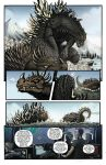 Godzilla Rulers of Earth #17 pg4 by KaijuSamurai