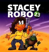 Stacey Robo 23 by GagaMan
