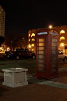 Red Phone Booth by DonLeo85