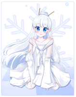 ~Little Snowflake~ by candykiki