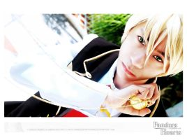 PANDORA HEARTS: OZ by stringedpantomime