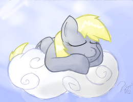 Derpy Speed Paint! by Pun-Pun1