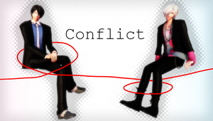 .:CONFLICT:. by yokkaulove