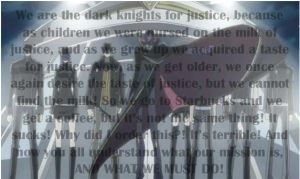 Dark Knights for Justice by Esprit-Hikari