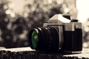 A world through the lens. by Branchewski