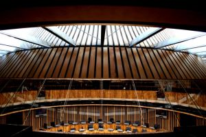 Welsh Assembly Chambers 05 by l8