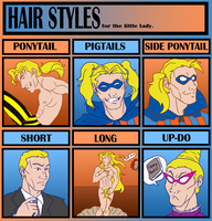Hair Styles Meme - Trickster by GoldphishCrackers