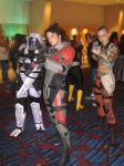 Mass Effect Cosplay by radikhal-ed