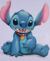 Stitch by magicwave2003