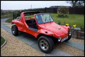 dune buggy by 001mark