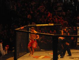 Michael Bisping UFC 110 by Shame-On-The-Night