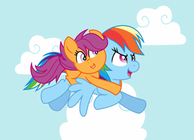 We'll Fly Higher by ArcherInBlue