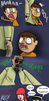 Ereso and Simone's Spooky Adventure Part 2 by ultimateZ