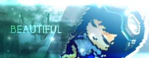 Signature/Banner Commission   Creativiious by unanify