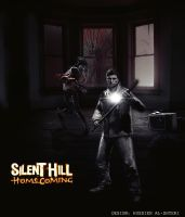 Silent Hill by HUSSIENAL-SHTERI