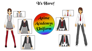Anime Academy? by TheOneAndOnly-K